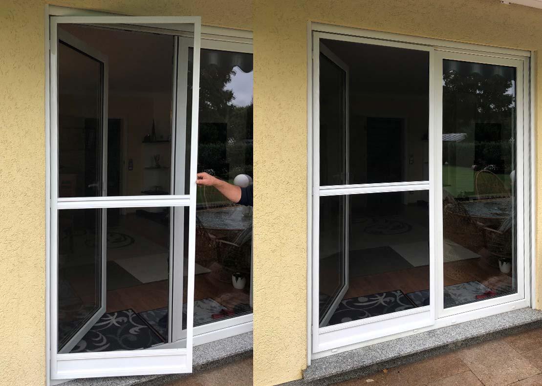 Insektenschutz Balkontur Danisches Bettenlager Insektenschutz Fur