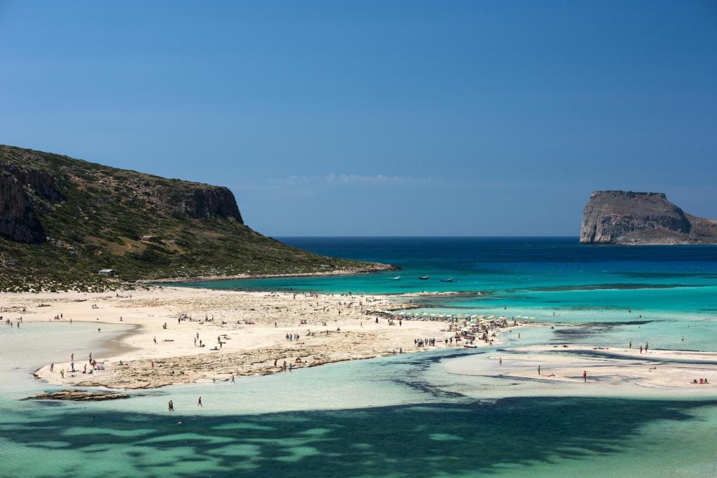 Balos Kreta Strand