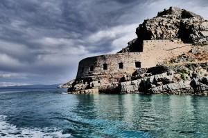Spinalonga Kreta Sehenswürdigkeiten
