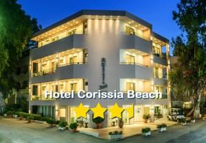Corissia Beach Hotel Kreta
