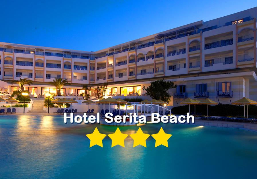 Serita Beach Hotel Kreta