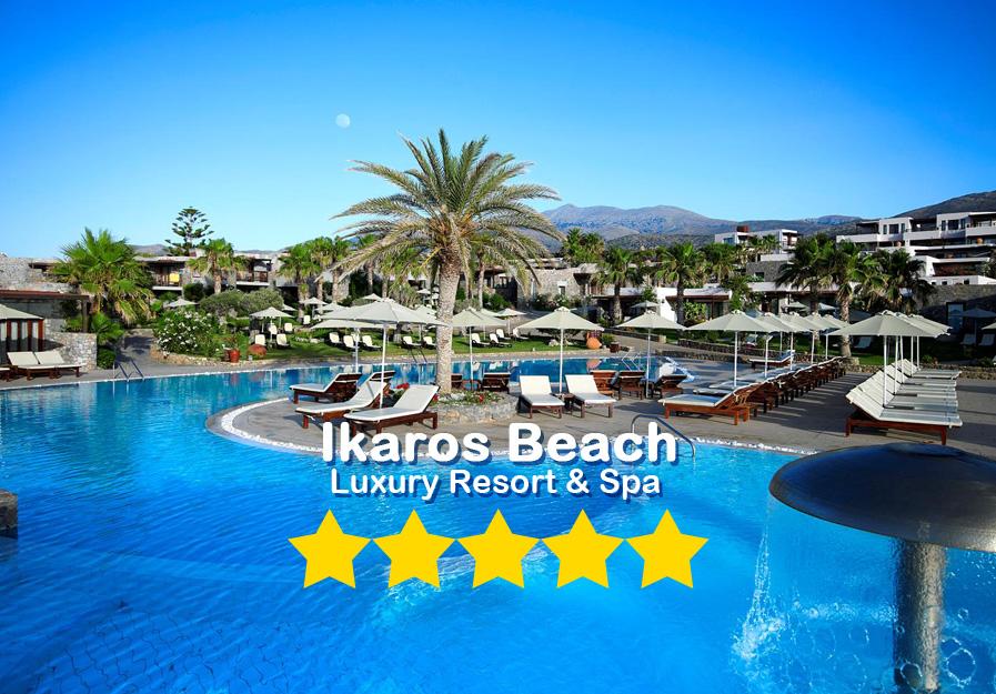 ikaros beach luxury resort spa bewertung erfahrungen. Black Bedroom Furniture Sets. Home Design Ideas