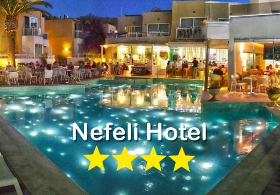 hotel nefeli kreta Erfahrungen