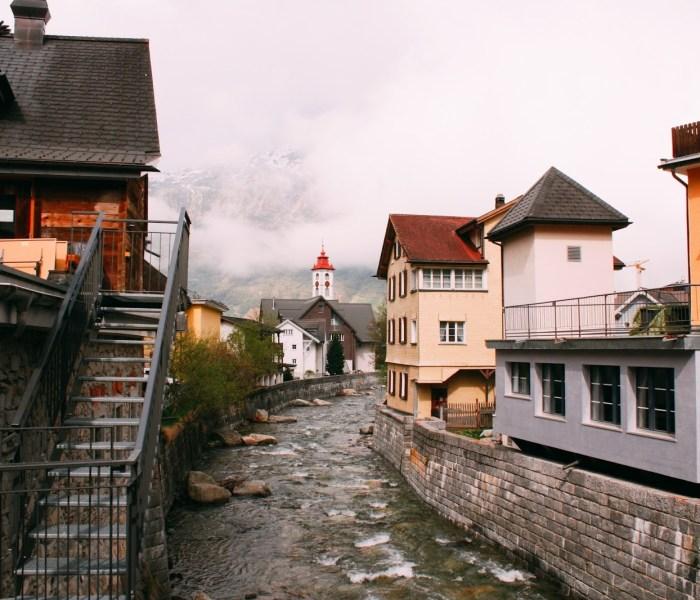 En Route to Zermatt