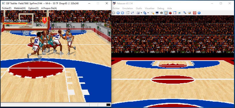 uoYabause implementará mejoras en la emulación del frame buffer de