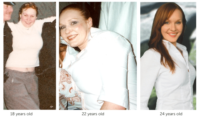 Kylie Ryan's Transformation