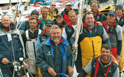 Telcoinabox Merit Crew 2009