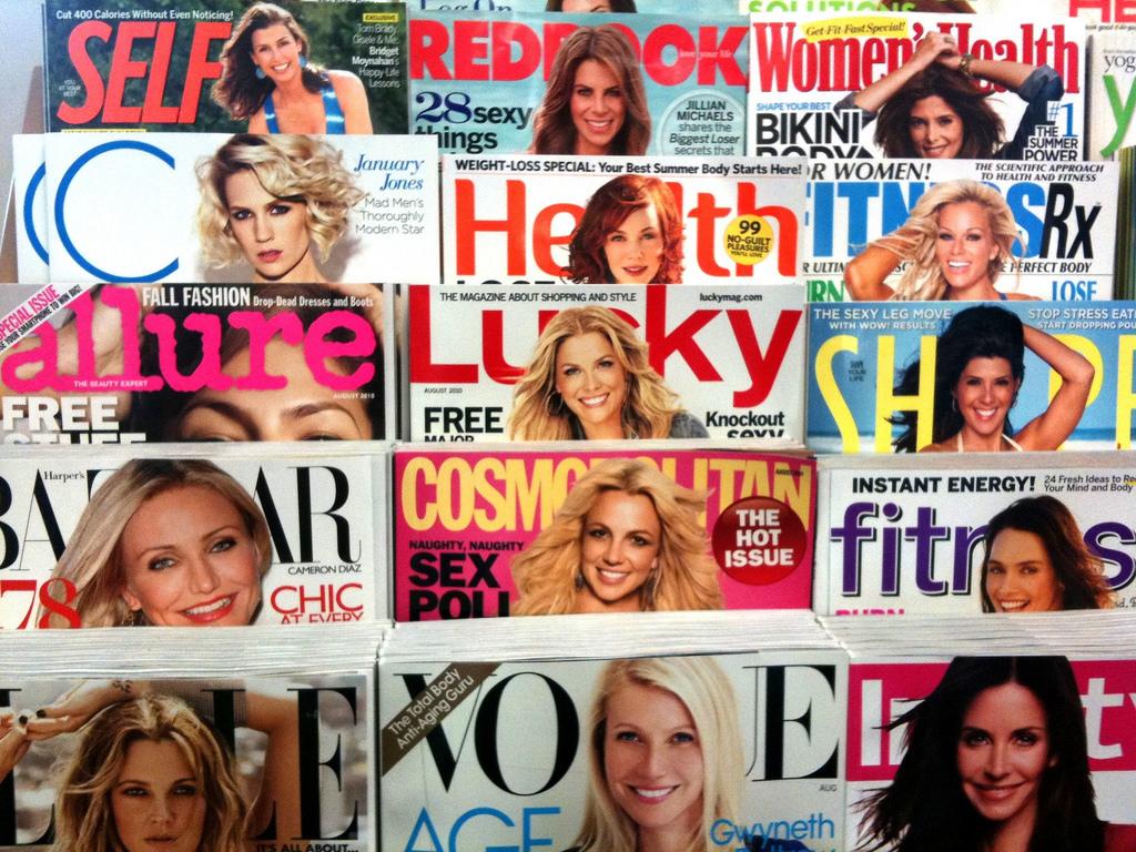 Magazines and Body Image
