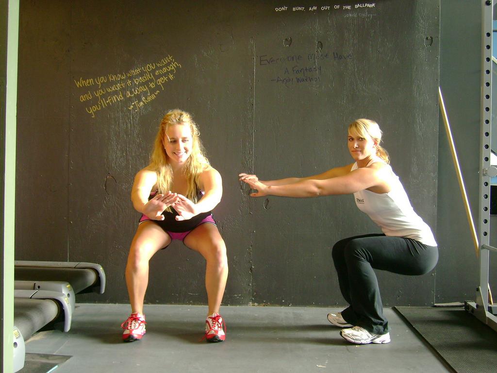 Squatting vs Corrective Exercise