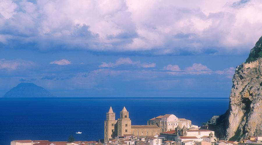 tour sicilia, cefalù duomo