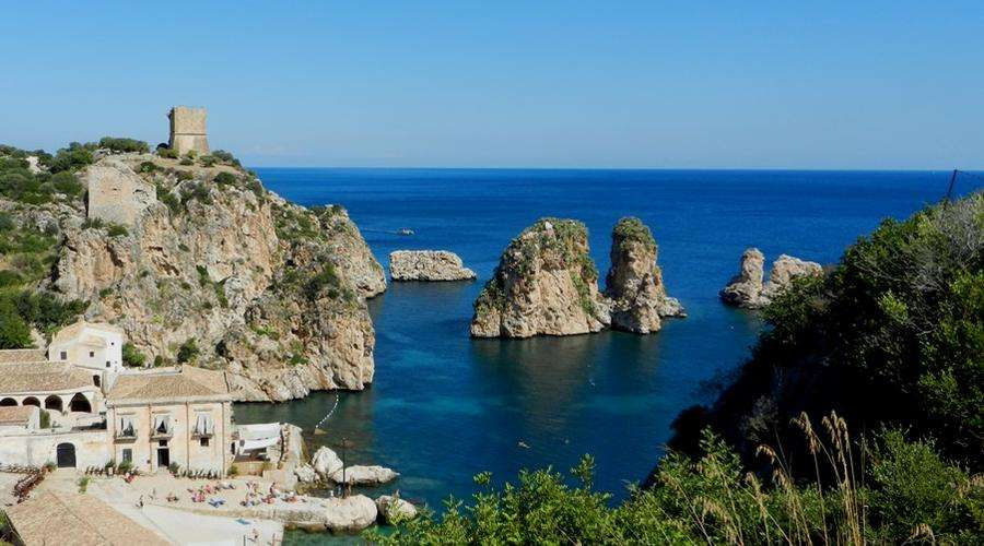 tour sicilia, tonnara scopello