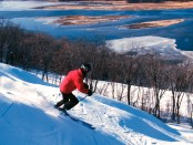 Wintersport im Chestnut Mountain Ressort. - Foto: Chestnut Mountain Ressort