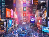 Silvester am Times Square. - Foto: Countdown Entertainment, LLC