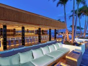 1 Hotel South Beach Rooftop Bar & Lounge. - Foto: Eric Laignel