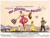 Das Filmplakat von The Sound of Music aus dem Jahr 1965. - Grafik: 20th Century Fox