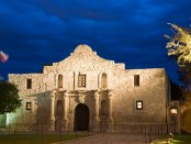 """The Alamo"" hat gute Chancen UNESCO-Kulturerbe zu werden. - Foto: San Antonio Convention & Visitors Bureau"