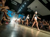 Willkommen zur Honolulu Fashion Week. - Foto: Ross D. Hamamura - RDHphoto.net