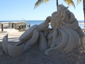 International Sand Art Competition. - Foto: Casa Marina, A Waldorf Astoria Resort