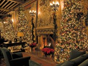 Weihnachten in North Carolina. - Foto: The Biltmore Company