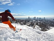 Skifahren in Salt Lake City. - Foto: Sean Buckley/Visit Salt Lake
