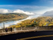 Historic Columbia River Highway. - Foto: Travel Oregon
