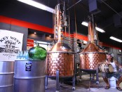 Die First Legal Rum Distillery in Key West. - Foto: Chef Distilled L.L.C.