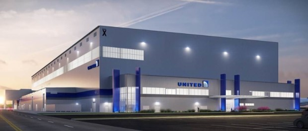 United Airlines - neues Technical Operations Center am Bush Intercontinental Airport. - Foto: United Airlines