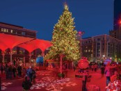 Weihnachten in Fort Worth. - Foto: Fremdenverkehrsbüro Dallas/Fort Worth
