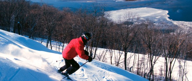 Rasante Abfahrt vom Chestnut Mountain. - Foto: Chestnut Mountain Resort