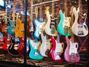 Das Songbirds Guitar Museum in Chattanooga, Tennessee. - Foto: Tennessee Tourism, Verkehrsbüro des Staates Tennessee
