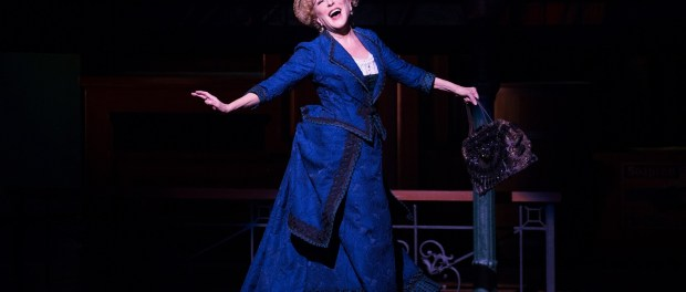 "Bette Midler in ""Hello Dolly""! - Foto: Julieta Cervantes"