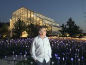 Nicholas Conservatory - Bruce Munro im Field of Light. - Foto: Mark Pickthall/Copyright Bruce Munro