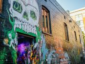 Street Art in der Freak Alley, Downtown Boise. - Foto: Idaho Tourism