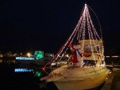 Holiday Boat Parade in Patchogue. - Foto: Discover Long Island