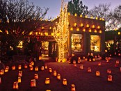 Bald steigen die Luminaria Nights in Tucson. - Foto: Arizona Office of Tourism