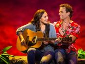 Alison Luff und Paul Nolan am Broadway. - Foto: Matthew Murphy