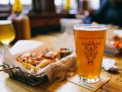 Salmon River Brewery, McCall. - Foto: Idaho Tourism