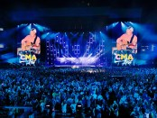 Garth Brooks auf dem CMA Music Fest 2017 in Nashville, Tennessee. - Foto: CMA/Dusty Draper