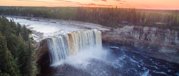 South Slave Hay River. - Foto: NWT Tourism/Colin Field