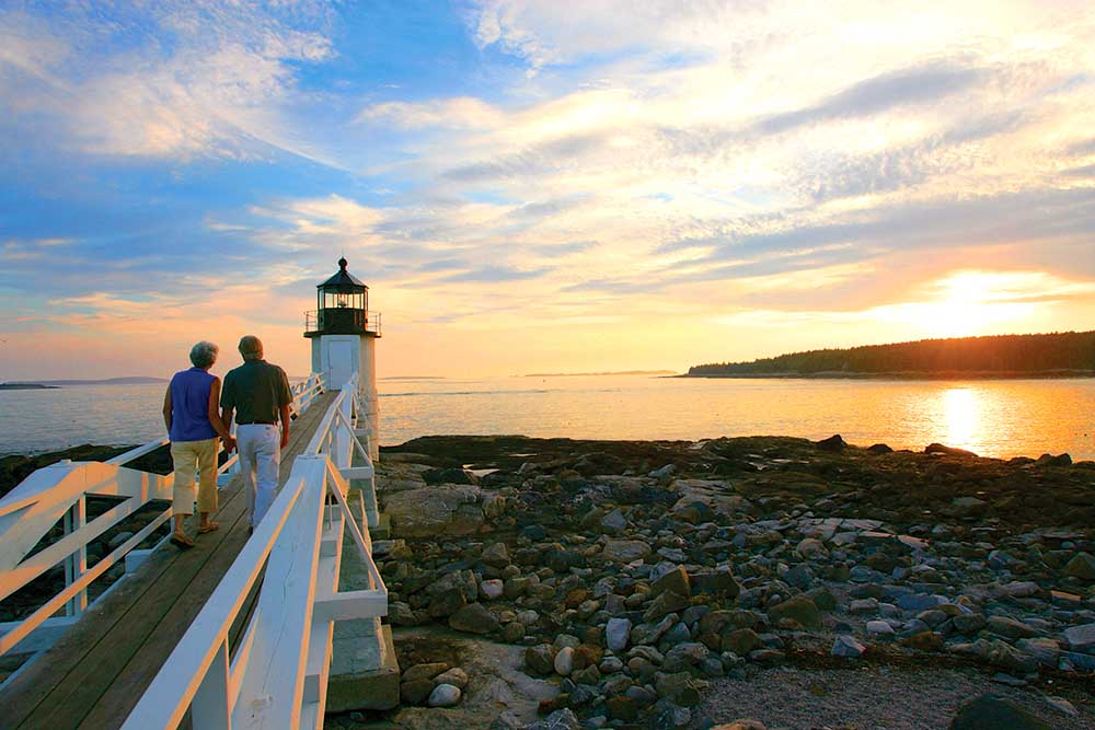 Marshall Point Lighthouse. – Foto: Maine Office of Tourism