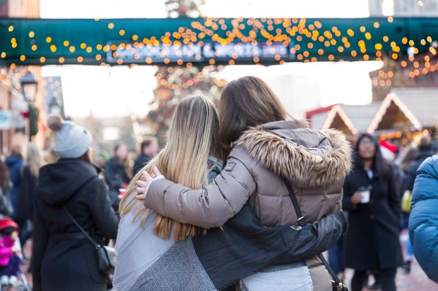 Christmasmarket im Distillery District. - Foto: Tourism Toronto