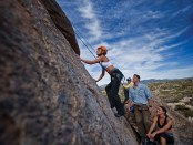 Rock Climbing in Arizona. - Foto: Experience Scottsdale