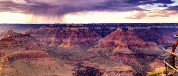 Beeindruckender Blick in den Grand Canyon. - Foto: Rachel Simmons/Arizona Office of Tourism