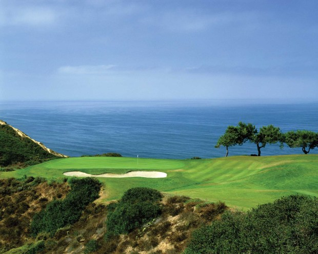 Der Torrey Pines Golf Course. - Foto: SanDiego.org