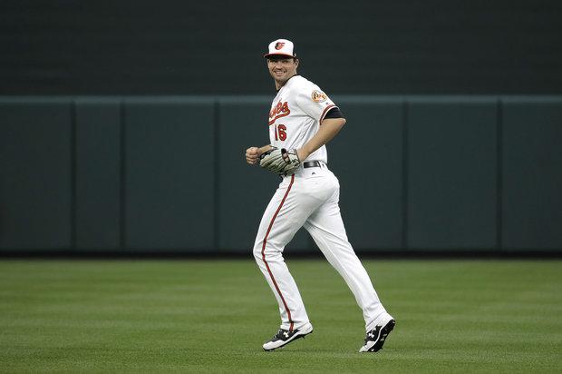 Orioles rookie Trey Mancini's defensive strides in left field garnering notice