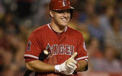 7 eye-opening stats from Mike Trout's MVP 2016 season