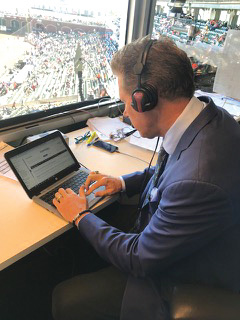 Hershiser takes stake in data firm
