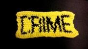 Crochet #24 : Marque-page Crime