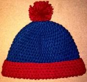 Crochet #22 : Bonnet Stan de South Park