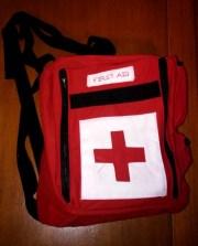 Couture #11 : Sac à repas Left 4 Dead 2 First Aid Kit